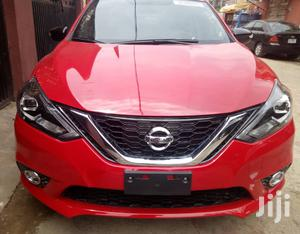 Nissan Sentra 2017 Red   Cars for sale in Lagos State, Surulere