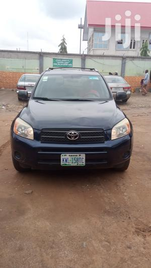Toyota RAV4 2006 Blue   Cars for sale in Rivers State, Obio-Akpor