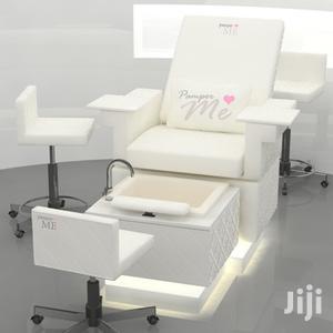 Salon And Spa Pedicure Seat | Salon Equipment for sale in Lagos State, Lagos Island (Eko)