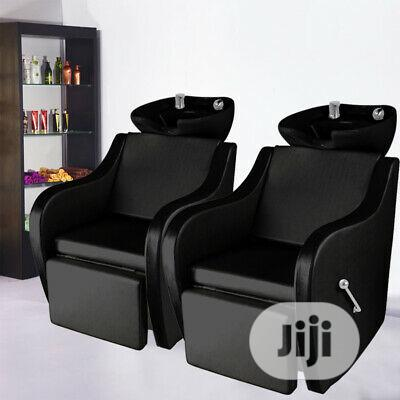 Salon Hair Washing Basin Chairs