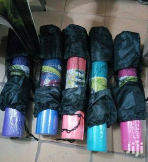 Exercise Yoga Mat   Sports Equipment for sale in Lagos State, Lekki