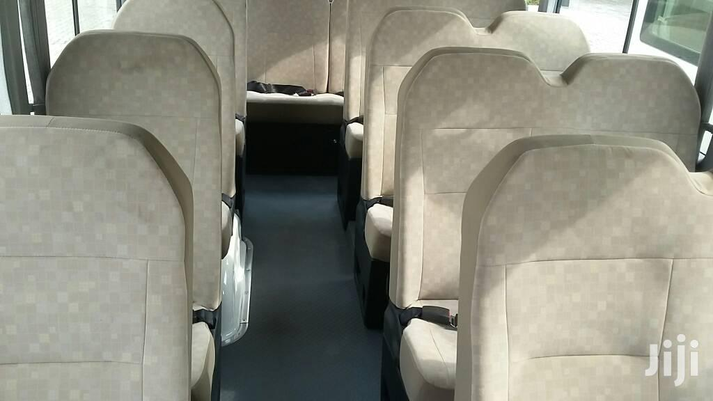New Toyota Coaster 2020 White | Buses & Microbuses for sale in Ikeja, Lagos State, Nigeria