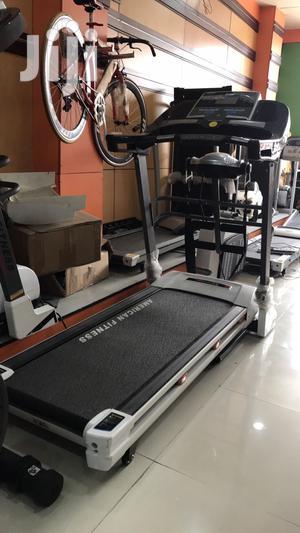 American Fitness 2.5hp Treadmill | Sports Equipment for sale in Lagos State, Amuwo-Odofin