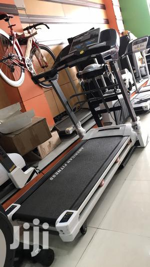 2.5hp Treadmill American Fitness | Sports Equipment for sale in Lagos State, Lekki