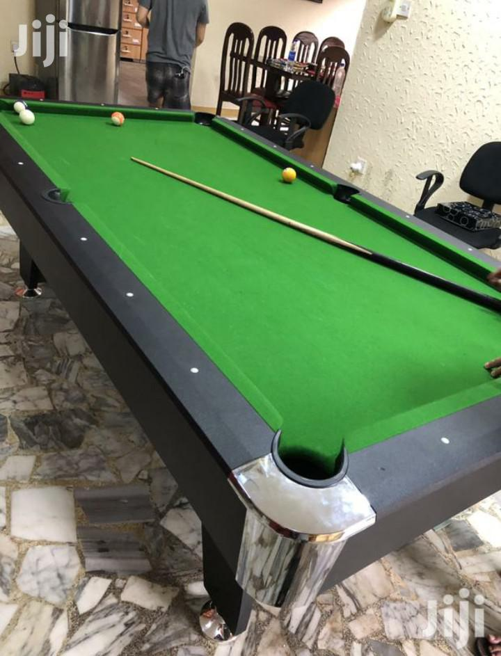 Imported Snooker Board
