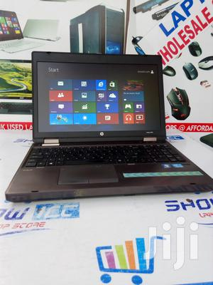 Laptop HP ProBook 6570B 4GB Intel Core i3 HDD 320GB | Laptops & Computers for sale in Lagos State, Ilupeju