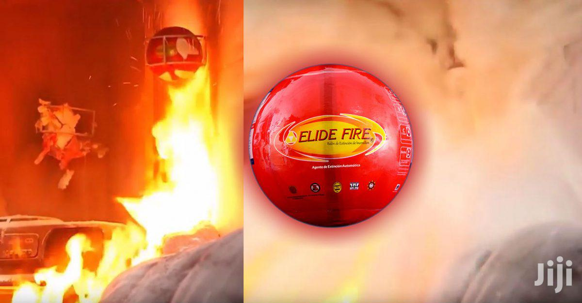 Quality Elide Fire Ball For Extinguishing Of Fire For Sale Nationwide