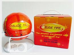 Available Quality Elide Fire Extinguishing Ball At Sales Nationwide | Safetywear & Equipment for sale in Edo State, Benin City