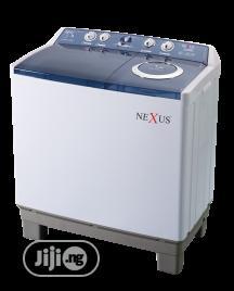 Nexus 12kg Semi Automatic Twin Tub Washing Machine   Home Appliances for sale in Lagos State, Ikeja