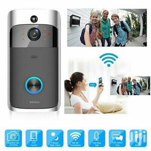 Video Doorbell - To Watch On Mobile (Android, Ios, Windows) | Home Appliances for sale in Lagos State, Lekki