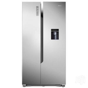 Hisense Refrigerator Side By Side 67wsbm | Kitchen Appliances for sale in Lagos State, Ikeja