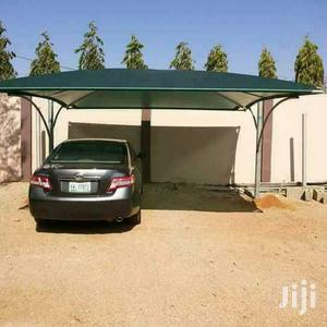 New Full Steel Galvanized Base Structural Canopy With Mesh. | Garden for sale in Lagos State, Alimosho
