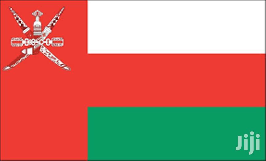 Oman Visa Application