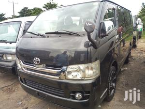 Toyota HiAce 2010 Black   Buses & Microbuses for sale in Lagos State, Apapa