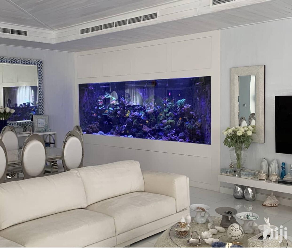 Inside Wall Aquarium | Fish for sale in Warri, Delta State, Nigeria