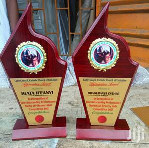 Wooden Plaque Award | Arts & Crafts for sale in Lagos State, Lagos Island (Eko)