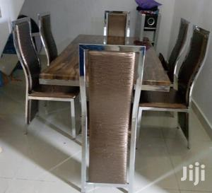 New Marble Dining Table | Furniture for sale in Lagos State, Ikeja