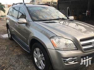 Mercedes-Benz GL Class 2007 GL 450 Gold   Cars for sale in Lagos State, Ikeja