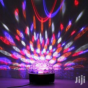 Mini LED Laser Projector MP3 DJ Club Lamp Disco Party Music   Home Accessories for sale in Lagos State, Ojo