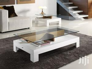Seater Table It Have Glass on Top and Drawer | Furniture for sale in Lagos State, Ajah