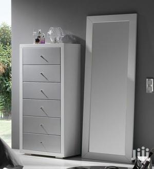 Set of Drawers With Glass Mirror | Furniture for sale in Lagos State, Ajah