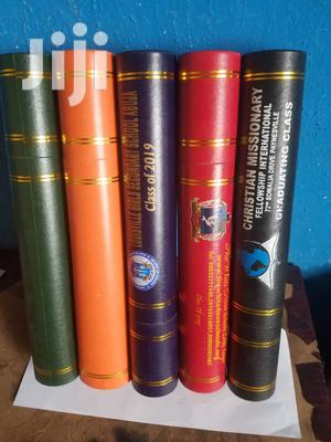 Certificate Scrolls   Child Care & Education Services for sale in Lagos State, Surulere