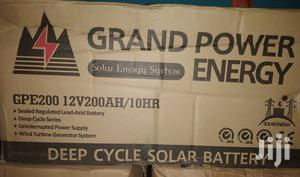 Grand Power Solar Battery 200ah | Solar Energy for sale in Lagos State, Ojo