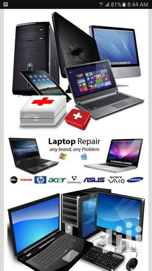 We Repair All Type Of Laptops   Repair Services for sale in Rivers State, Port-Harcourt