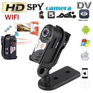 HD Mini Q7 Wifi Battery Powered IP Camera Video Recorder Night Vision   Security & Surveillance for sale in Lagos State, Ikeja
