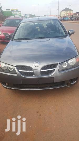 Nissan Almera 2005 1.6 Lux Gray | Cars for sale in Oyo State, Ibadan