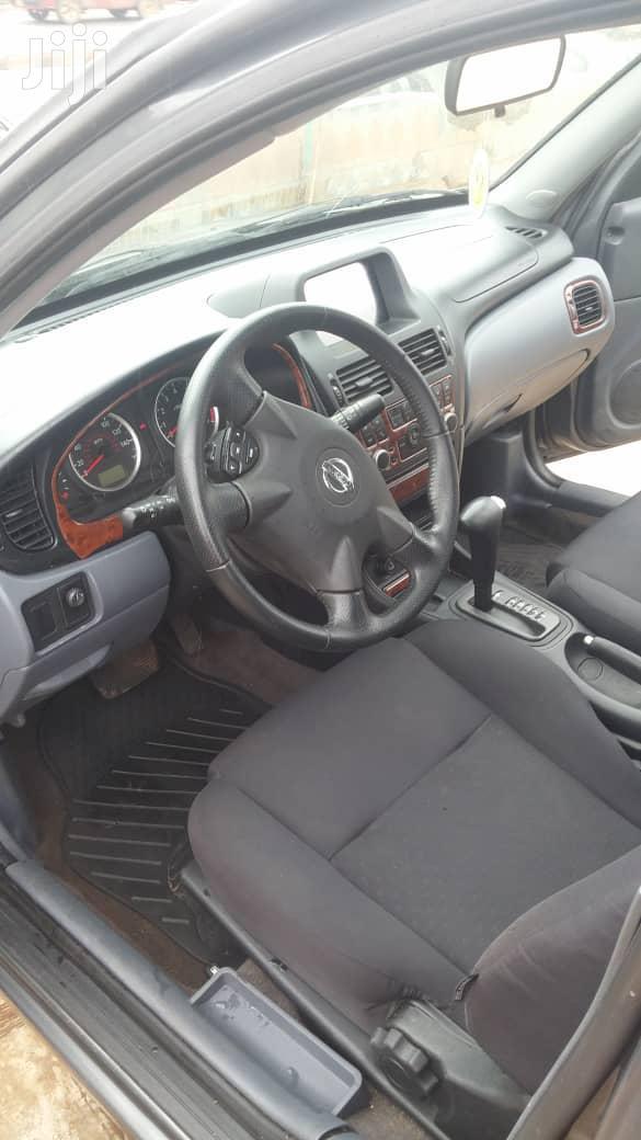 Nissan Almera 2005 1.6 Lux Gray | Cars for sale in Ibadan, Oyo State, Nigeria