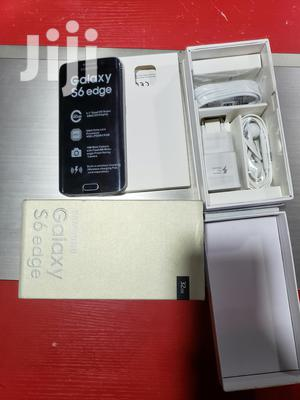 Samsung Galaxy S6 edge 32 GB Black   Mobile Phones for sale in Lagos State, Ikeja