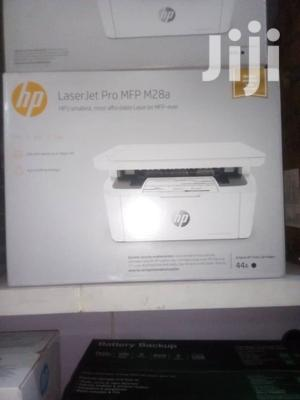 HP MFP 28A Printer 3 in 1 (All in One )Black and White   Printers & Scanners for sale in Lagos State, Ikeja