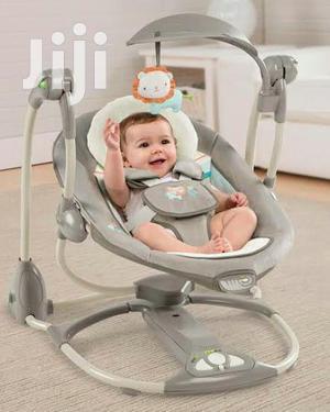 Baby Ingenuity (Convert Me Swing) | Children's Gear & Safety for sale in Lagos State, Lagos Island (Eko)