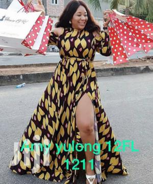 New Elegant Maxi Dress   Clothing for sale in Lagos State, Ikeja