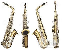 Yamaha and Premier Alto Saxophone   Musical Instruments & Gear for sale in Lagos State, Ikeja
