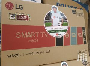 LG TV 32smart With Warranty For 2years | TV & DVD Equipment for sale in Lagos State, Ojo