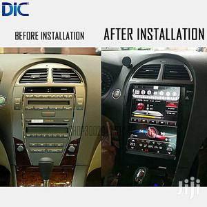 Lexus ES 350 Car Android Player With GPS Navigation And Bluetooth   Vehicle Parts & Accessories for sale in Lagos State, Ojo
