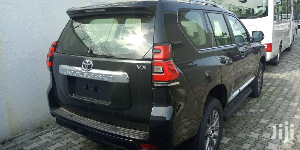 New Toyota Land Cruiser Prado 2020 Black   Cars for sale in Victoria Island, Lagos State, Nigeria