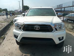 Toyota Tacoma 2014 White   Cars for sale in Lagos State, Amuwo-Odofin