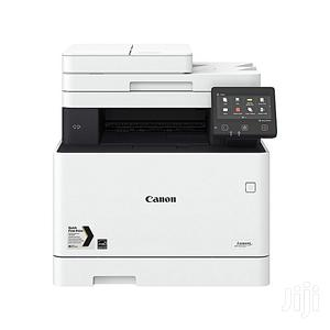 Canon I-Sensys Mf732cdw A4 Colour All-In-One Laser Printer | Printers & Scanners for sale in Lagos State, Ikeja