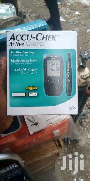 Accu -chek Glucometer   Medical Supplies & Equipment for sale in Lagos State, Ikeja