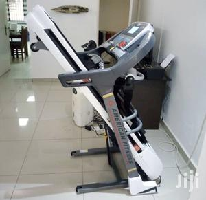 2.5hp Treadmill With Massager | Sports Equipment for sale in Abuja (FCT) State, Lokogoma