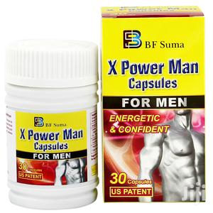 X Power Man Capsule For Men Who Wants A Mind Blowing Sexual Activity | Sexual Wellness for sale in Abuja (FCT) State, Wuse 2