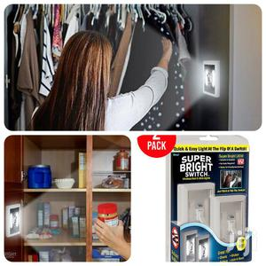 Super Bright Switch Wireless Peel And Stick Led Light. | Electrical Hand Tools for sale in Lagos State, Lagos Island (Eko)