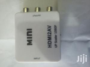 HDMI To AV Converter   Accessories & Supplies for Electronics for sale in Lagos State, Ikeja