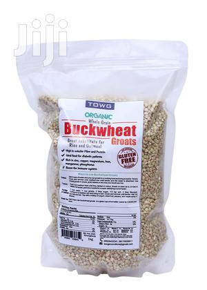 Organic Buckwheat Groats -1kg (Great Substitute for Rice) | Meals & Drinks for sale in Lagos State, Magodo
