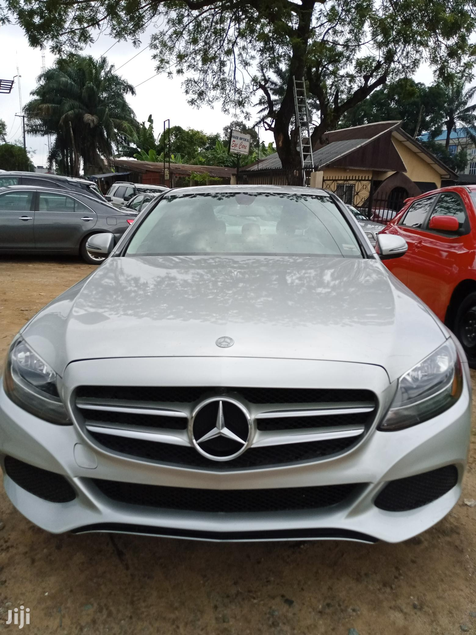 Mercedes-Benz C300 2017 Gray   Cars for sale in Port-Harcourt, Rivers State, Nigeria