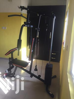 One Station Home Gym. | Sports Equipment for sale in Lagos State, Surulere