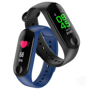 Smart Bracelet Wristband Watch   Smart Watches & Trackers for sale in Lagos State, Ikeja